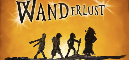 "This is the banner for ""WANDerlust"", Tour For Muggles's new podcast."