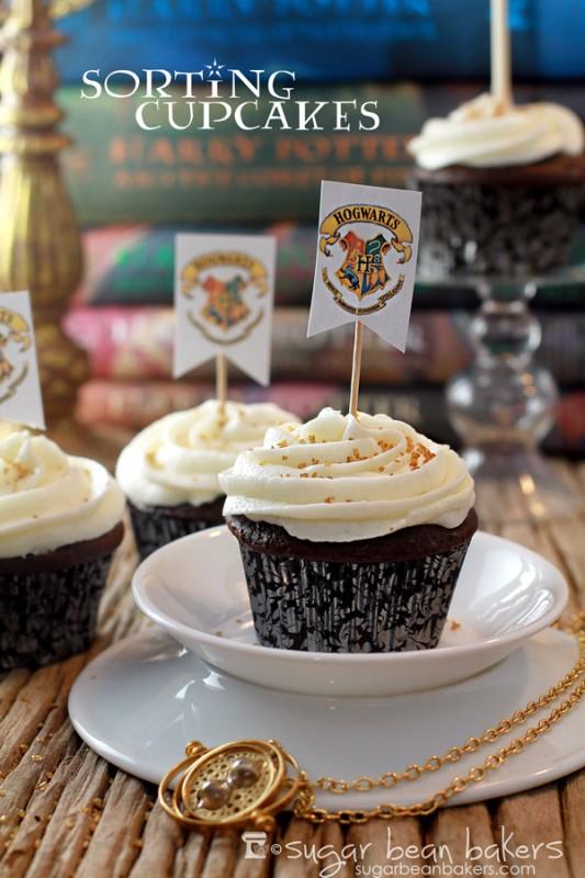 Sorting Cupcakes