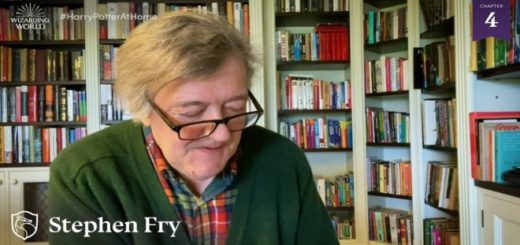 Stephen Fry reading Chapter 4