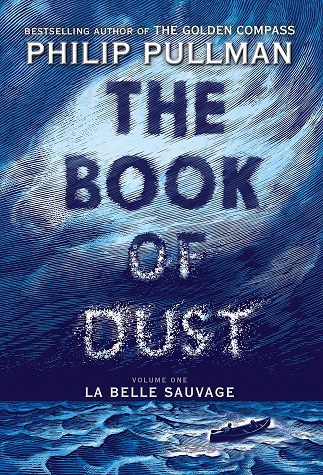 """Cover image for """"The Book of Dust"""" by Philip Pullman"""