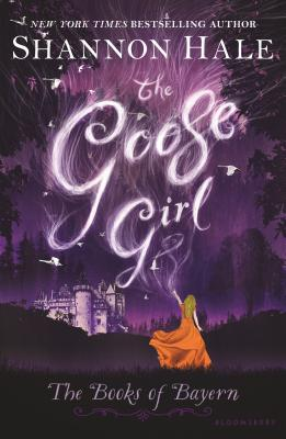 """Cover image of """"The Goose Girl"""" from """"The Books of Bayern"""""""