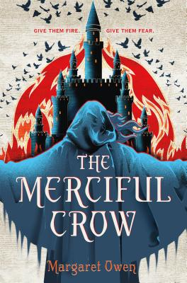 """Cover image of """"The Merciful Crow"""""""