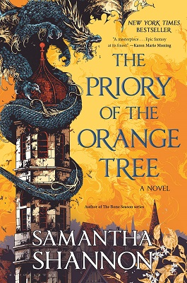 """Cover image of """"The Priory of the Orange Tree"""""""