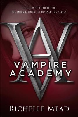 """Cover image of """"Vampire Academy"""""""