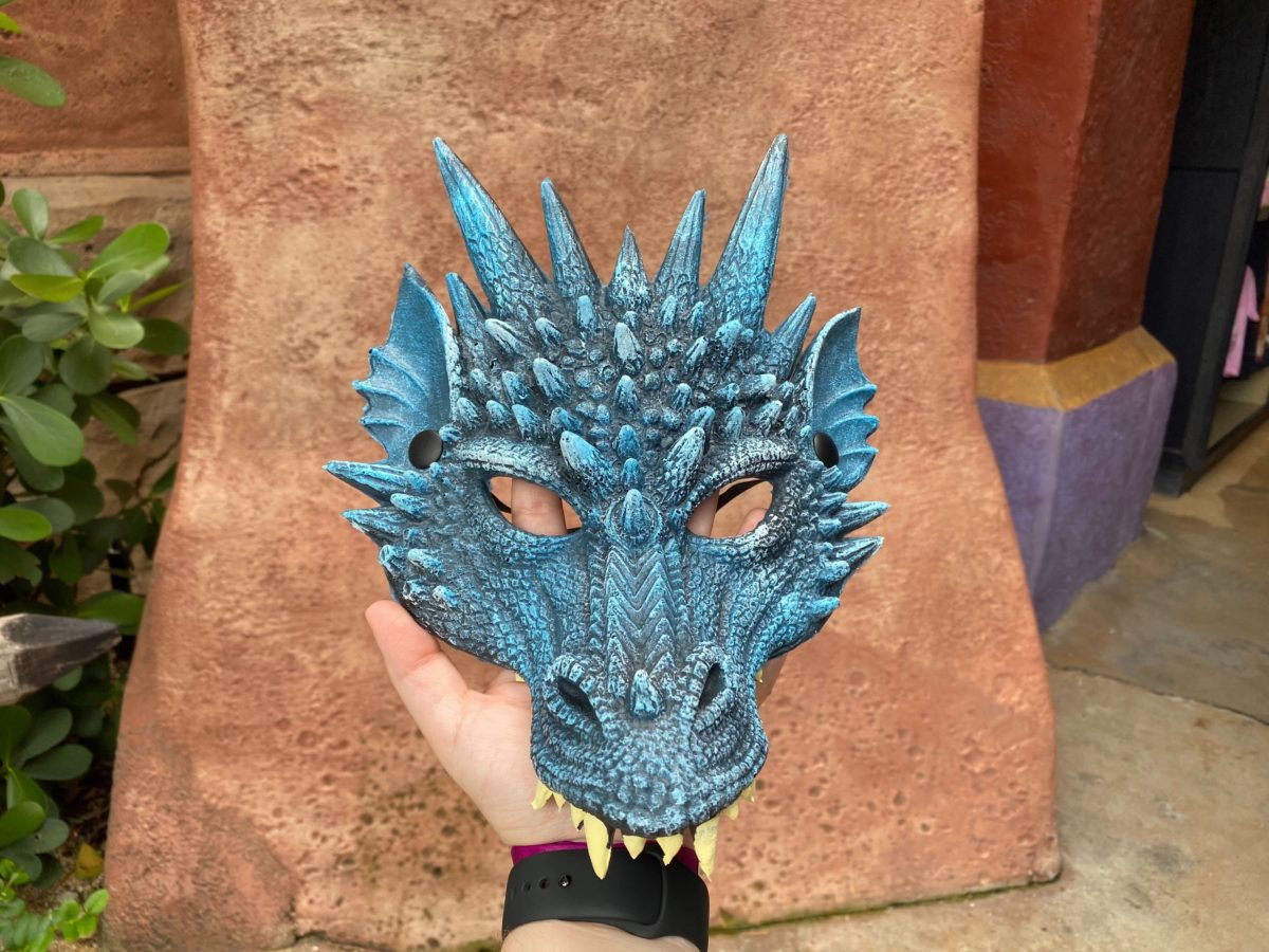 These masks are priced at $20.00 a piece.