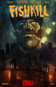 FishKill Comic cover art