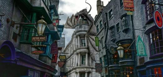 Harry Potter World Universal Florida