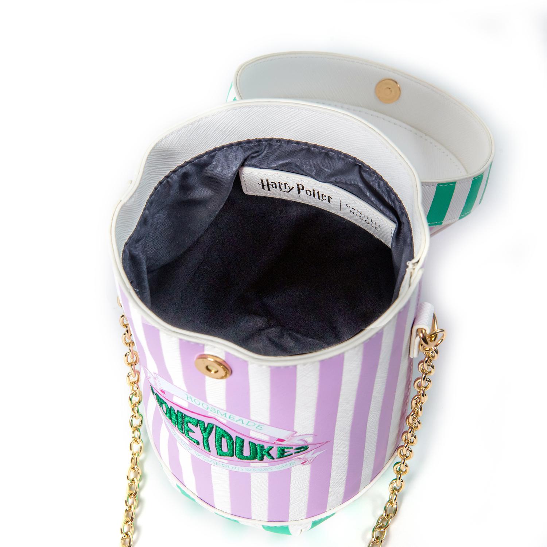 Honeydukes bag, open