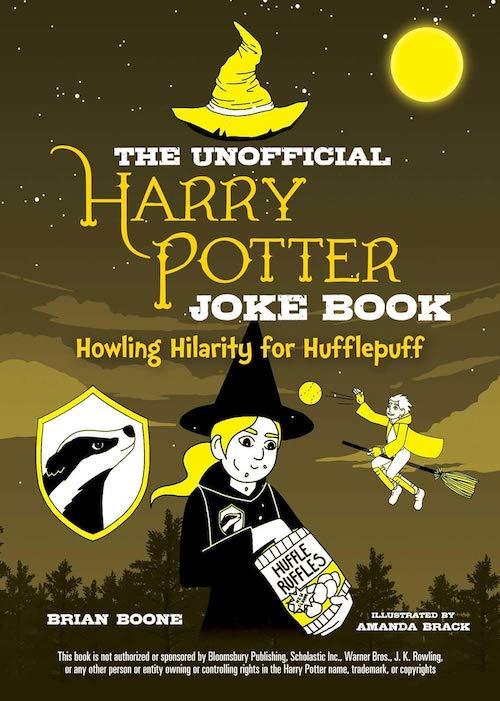 Hufflepuff joke book
