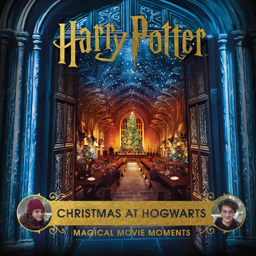 "Insight Editions – ""Harry Potter: Christmas at Hogwarts: Magical Movie Moments"""