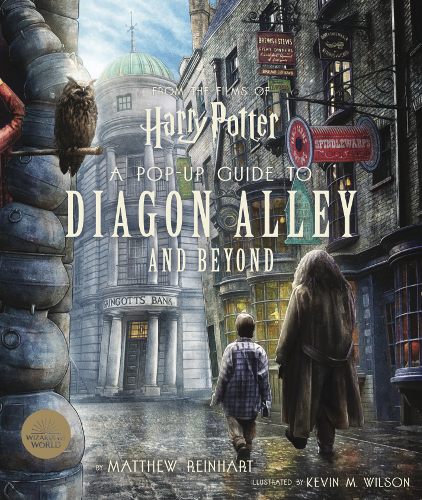 "Insight Editions – ""Harry Potter: A Pop-Up Guide to Diagon Alley and Beyond"""