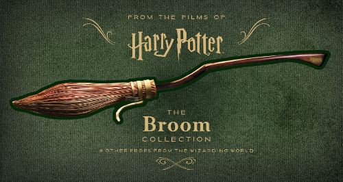 "Insight Editions – ""Harry Potter: The Broom Collection"""