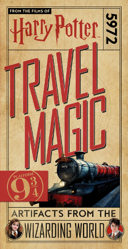 "Insight Editions – ""Harry Potter: Travel Magic"""