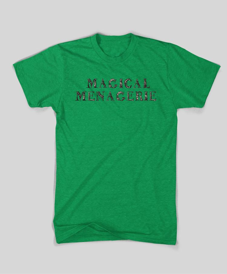 Magical Menagerie shirt