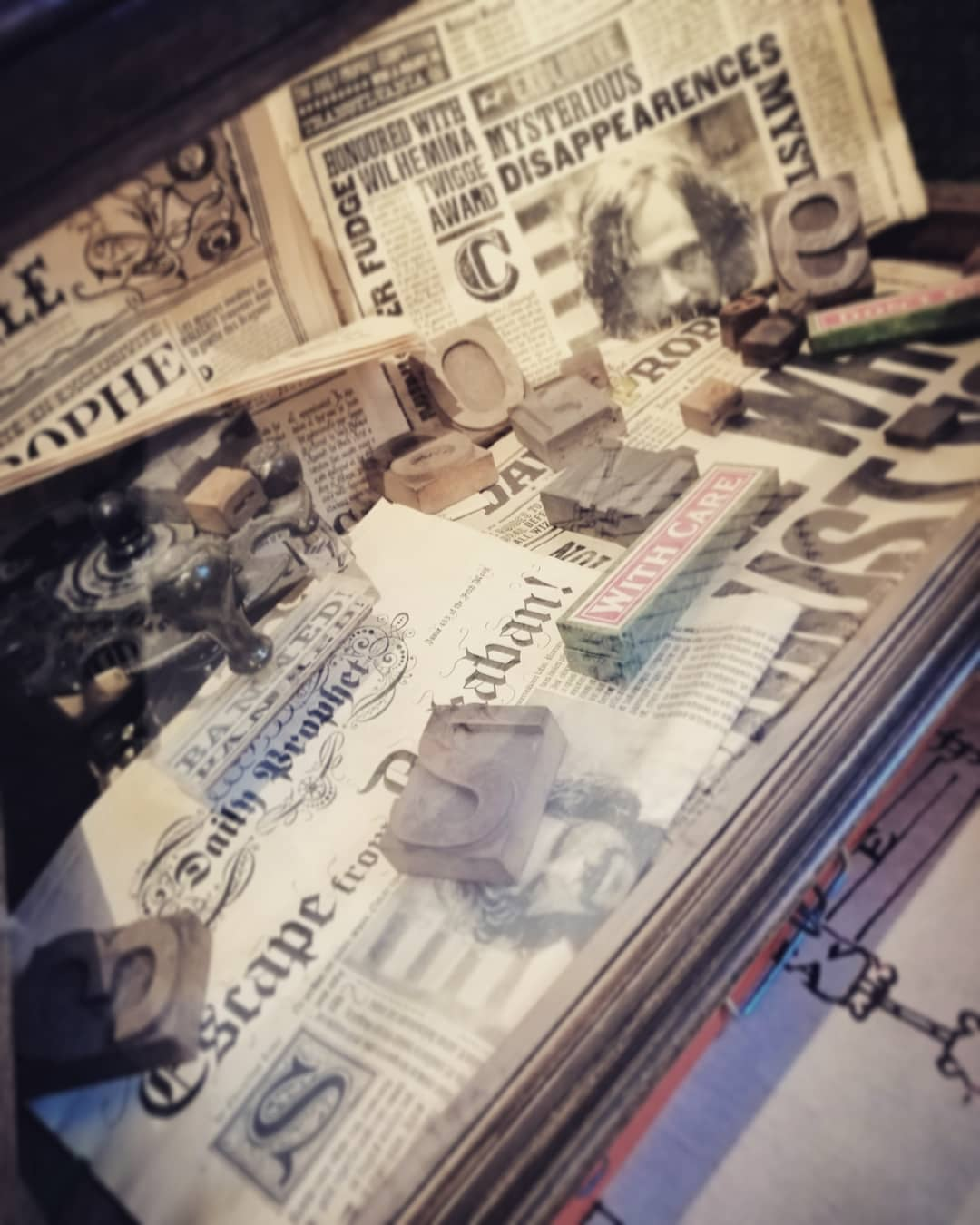 MinaLima's attention to detail is equisite, and you can admire it properly in their gallery.