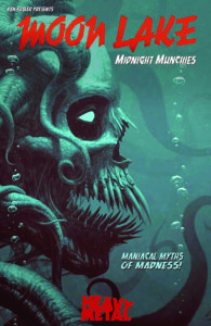 Moon Lake comic cover art