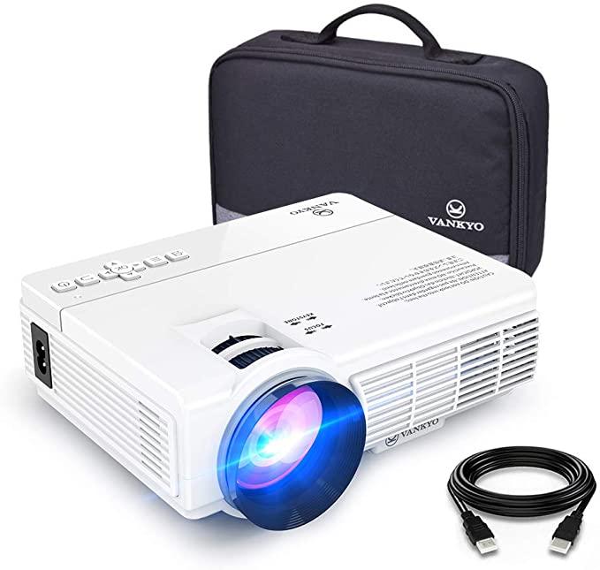 Mini portable movie projector