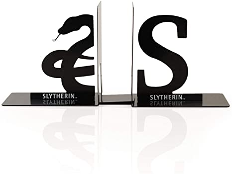 Slytherin bookends