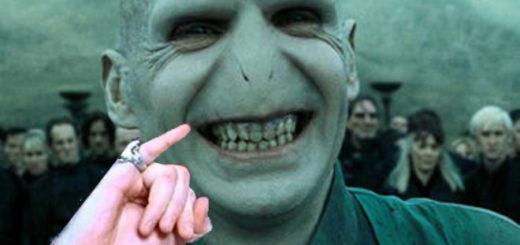 Voldemort x Dr. Evil
