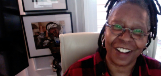 """Actor and comedian Whoopi Goldberg reads Chapter 10 of """"Harry Potter and the Sorcerer's Stone"""" for Harry Potter at Home."""