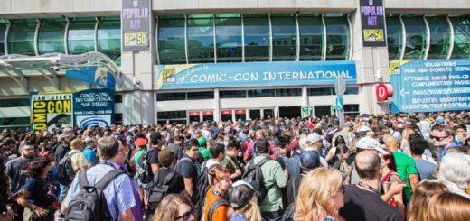 Comic Con Photo