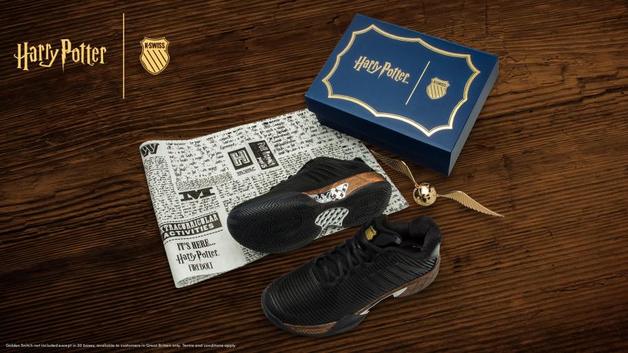 K-Swiss x Harry Potter