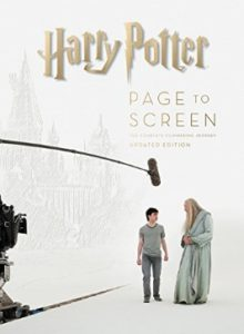 Harry Potter Page to Screen Filmmaking