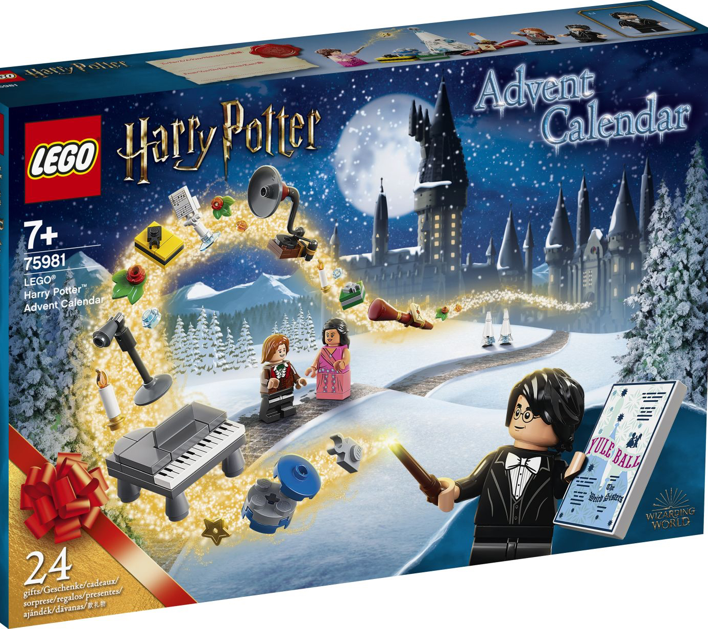"LEGO's 2020 ""Harry Potter"" advent calendar"