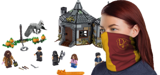 "The featured image for ""Merch Madness: LEGO and Loot Crate"" is pictured."