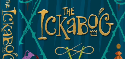 "The cover for ""The Ickabog"", as published by Scholastic, is shown as a featured image."