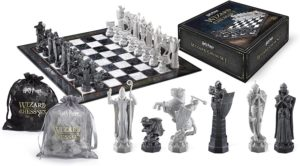 A wizard chess set that you can buy on Amazon