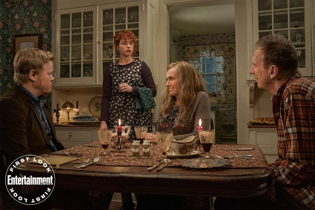 "David Thewlis is the patriarch of the world's most dysfunctional family in this film still from ""I'm Thinking of Ending Things""."