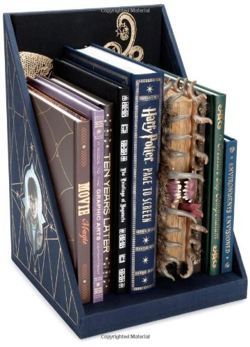 Harry Potter Film Companion Page to Screen Filmmaking Collectors Edition