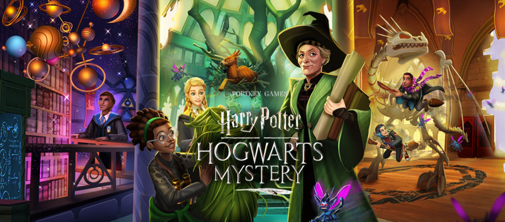 """""""Harry Potter: Hogwarts Mystery"""" has released its new clubs feature."""