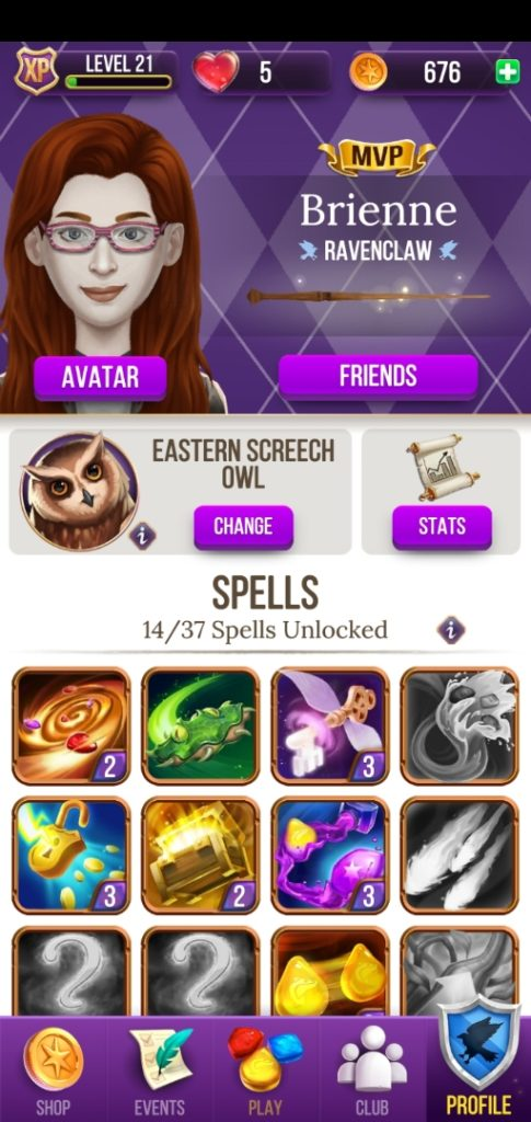 """Excelling for your team can earn you a weekly MVP spot in """"Puzzles & Spells""""."""