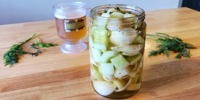 Potion Master's Pickles