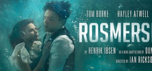 Tom Burke plays Rosmer in Rosmersholm