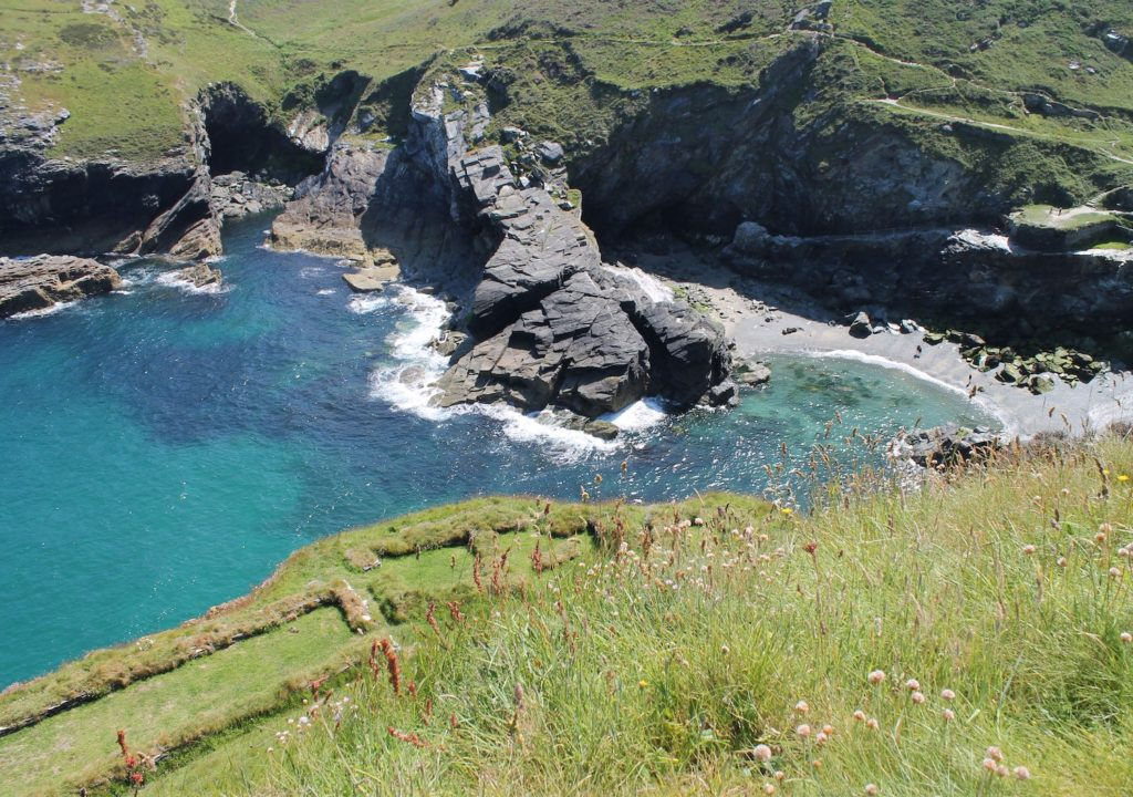 """This picture of Cornwall is used to represent locations we may see in """"Troubled Blood"""""""