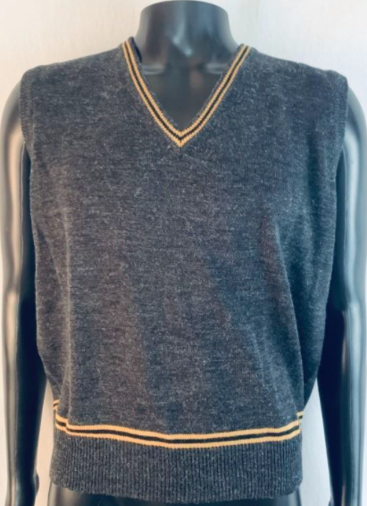 """This sweater was likely worn by one of the many extras in the """"Potter"""" movies."""