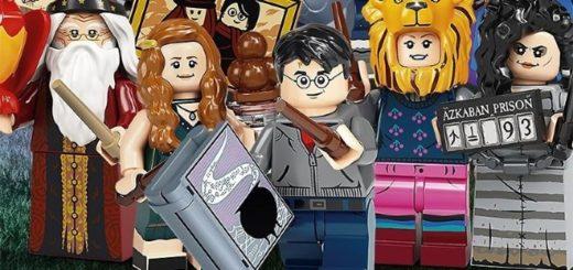 LEGO Mini Characters