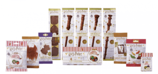 "Jelly Belly's ""Harry Potter"" confectionery line is pictured."
