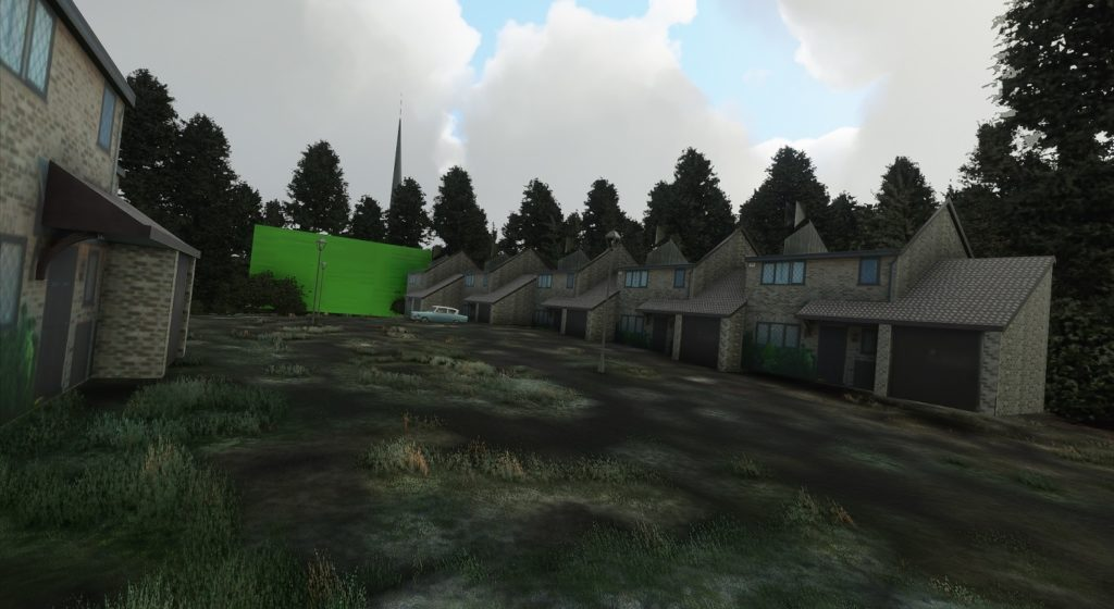 Privet Drive has moved to a new location in the Forbidden Forest.