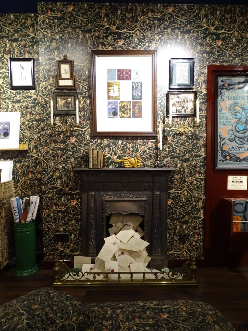 There is magic everywhere you look in House of Minalima.
