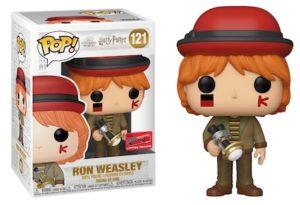 Ron Weasley Quidditch World Cup Funko Pop!