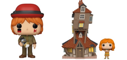 Ron and Mrs. Weasley Funko Pop! Figurines