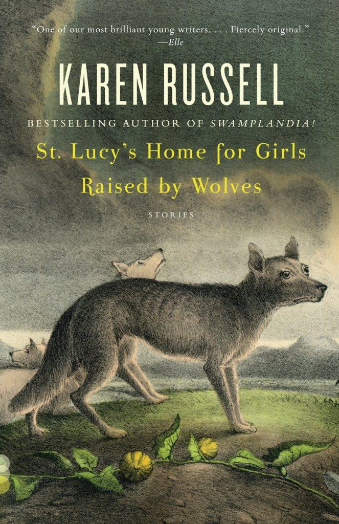 This collection of short stories was written by Karen Russell