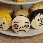 Voldemort Cupcake