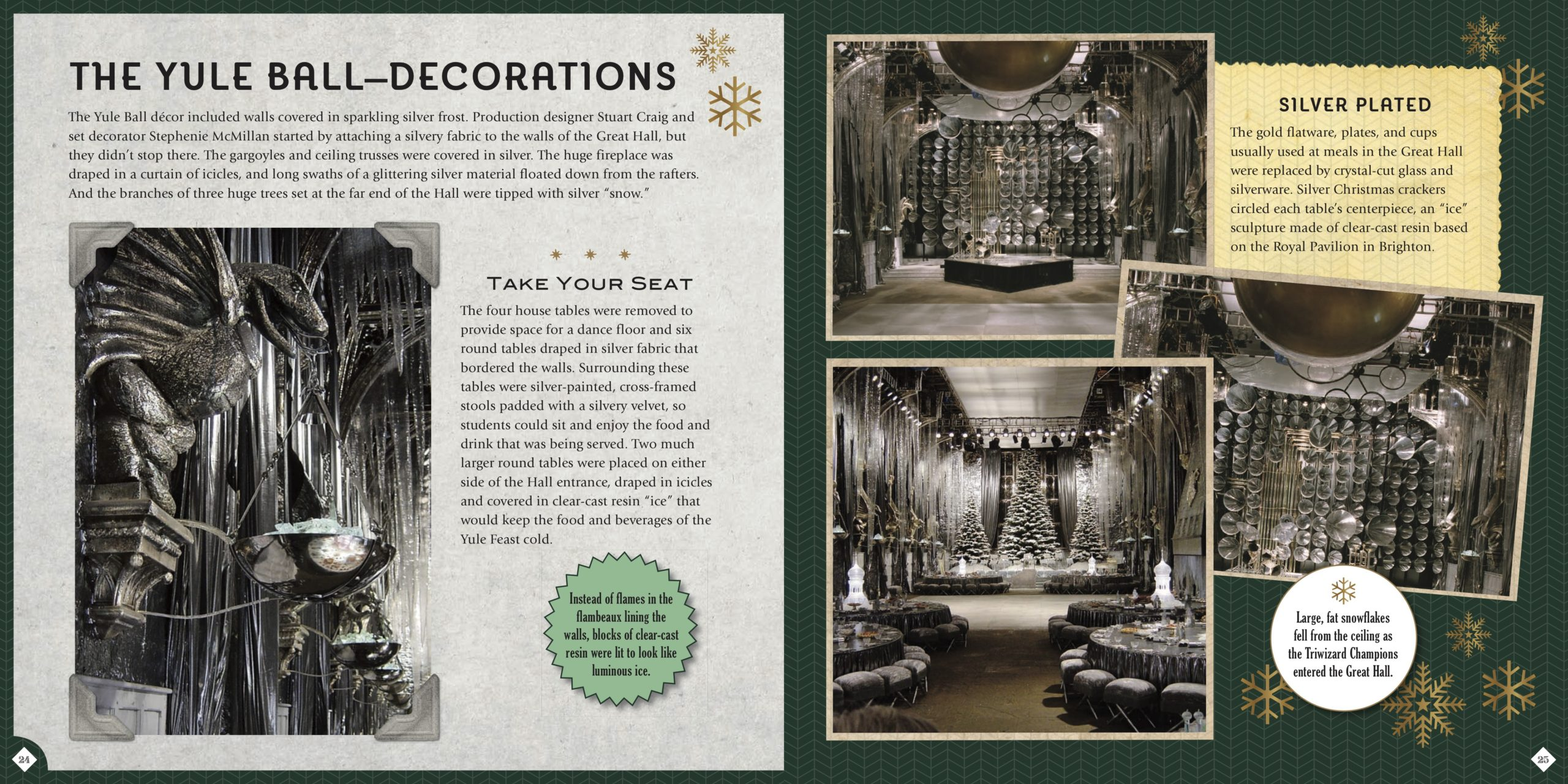 Christmas at Hogwarts_Yuke Ball Decorations
