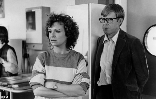 """Dame Julie Walters is pictured in a still from """"Play for Today""""."""