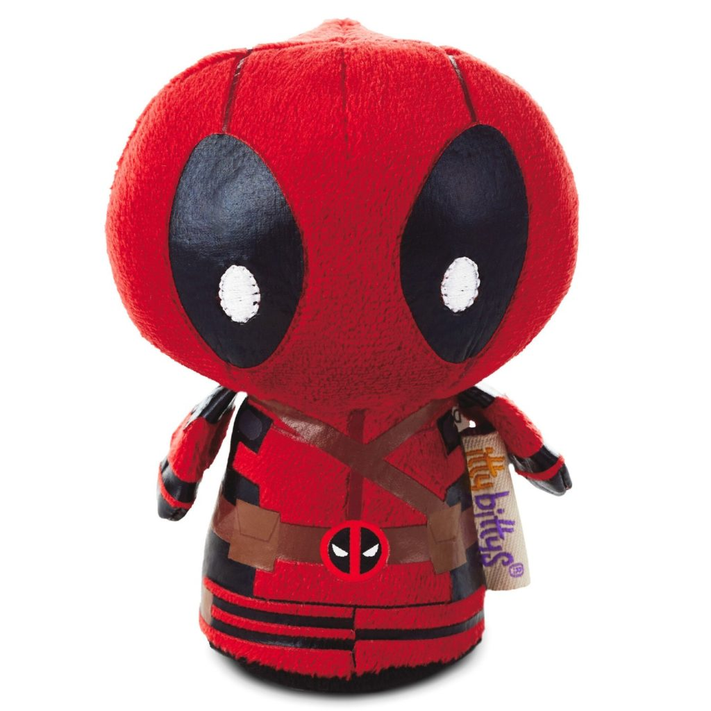 Deadpool itty bittys